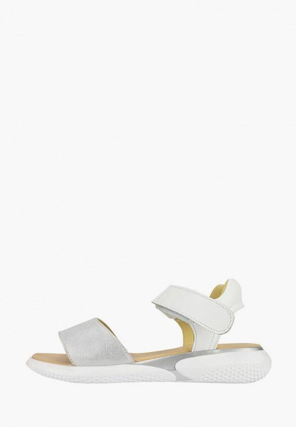 женские сандалии cliford, белые