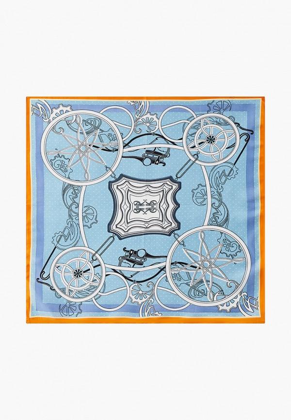 женский платок bocciolo, голубой