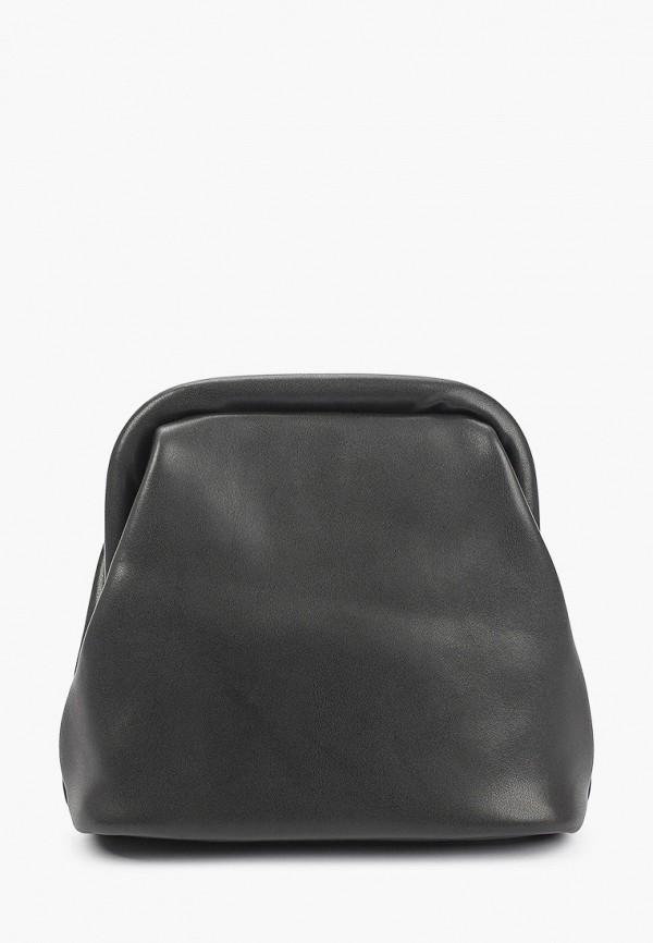 женская поясные сумка bocciolo, черная