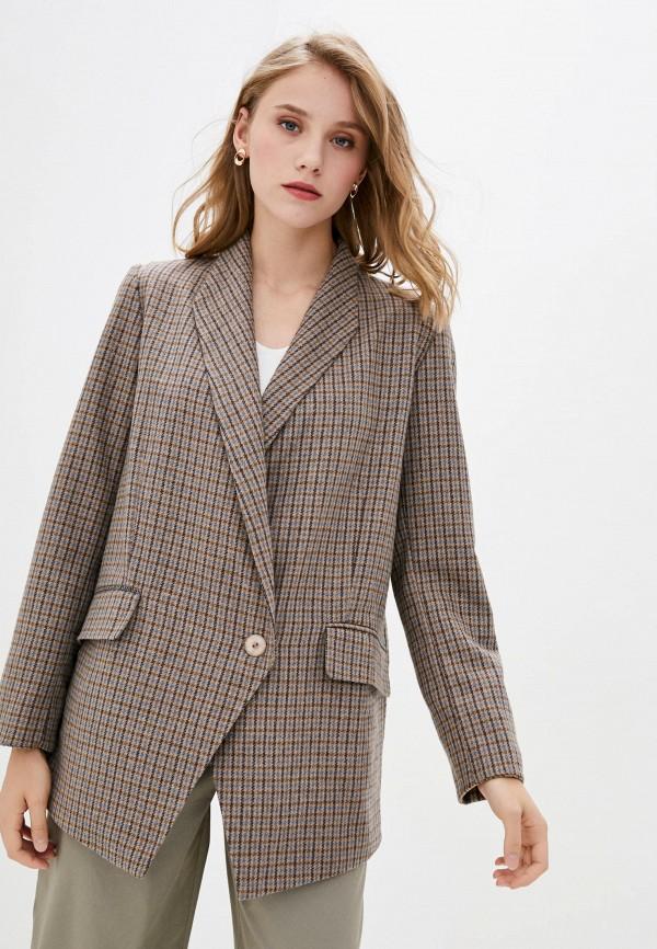 женский пиджак 7arrows, бежевый