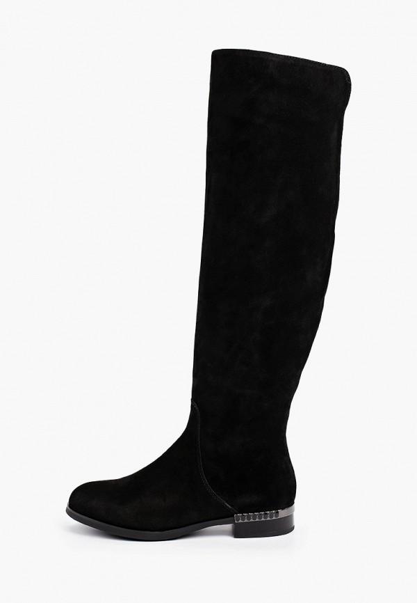женские ботфорты dino ricci, черные