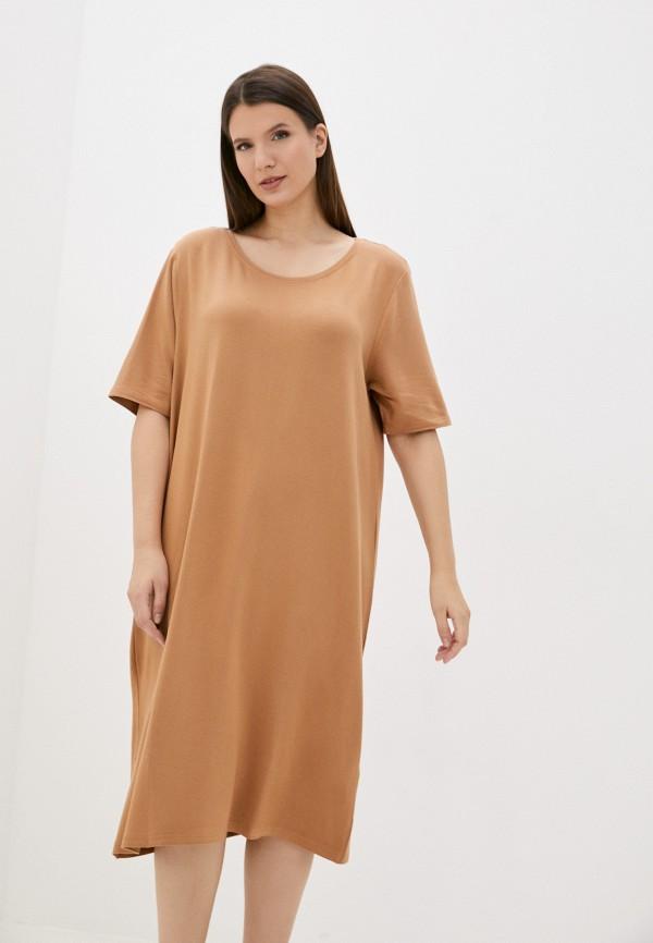 Платье домашнее Hays бежевого цвета