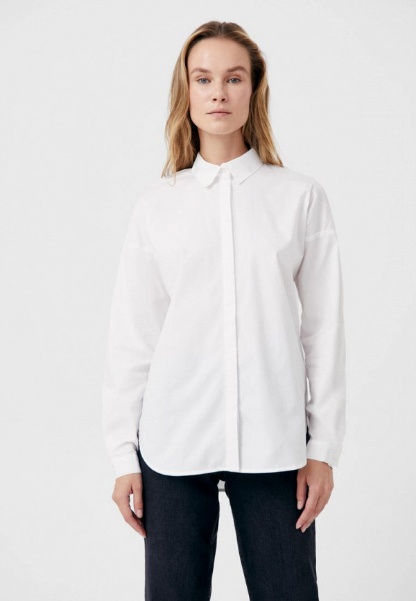 Рубашка Finn Flare белого цвета