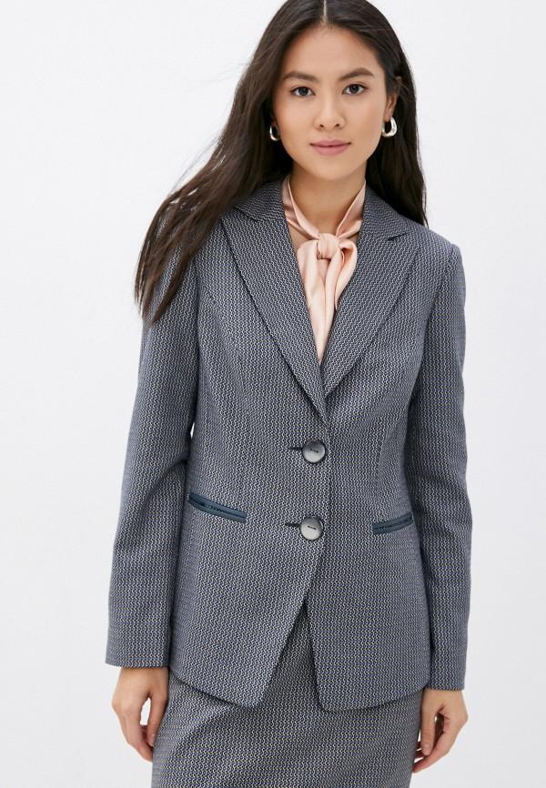 женский пиджак alexander bogdanov, синий