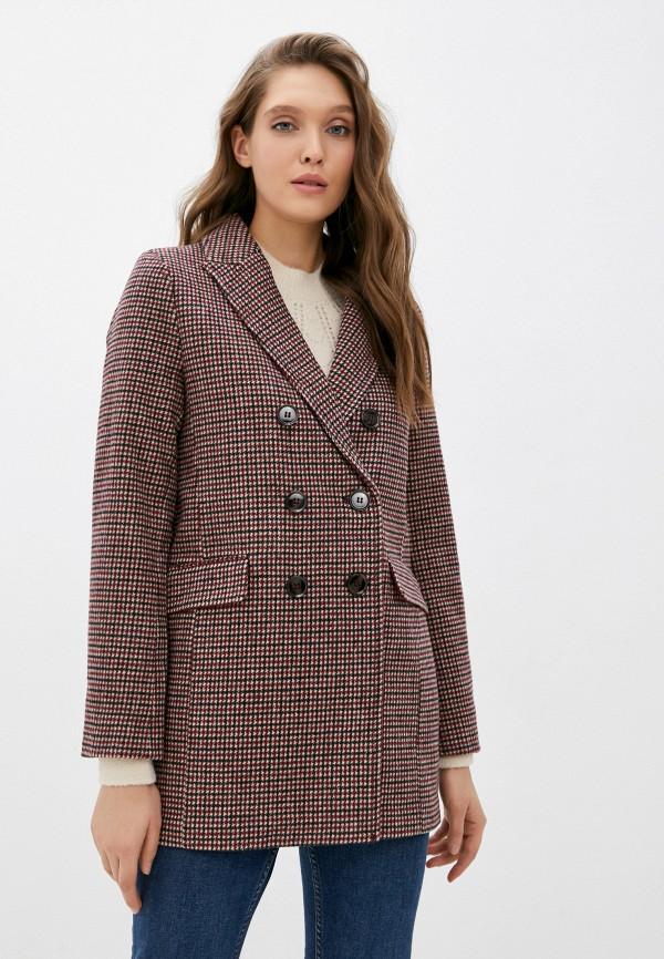 женское двубортные пальто zolla, разноцветное