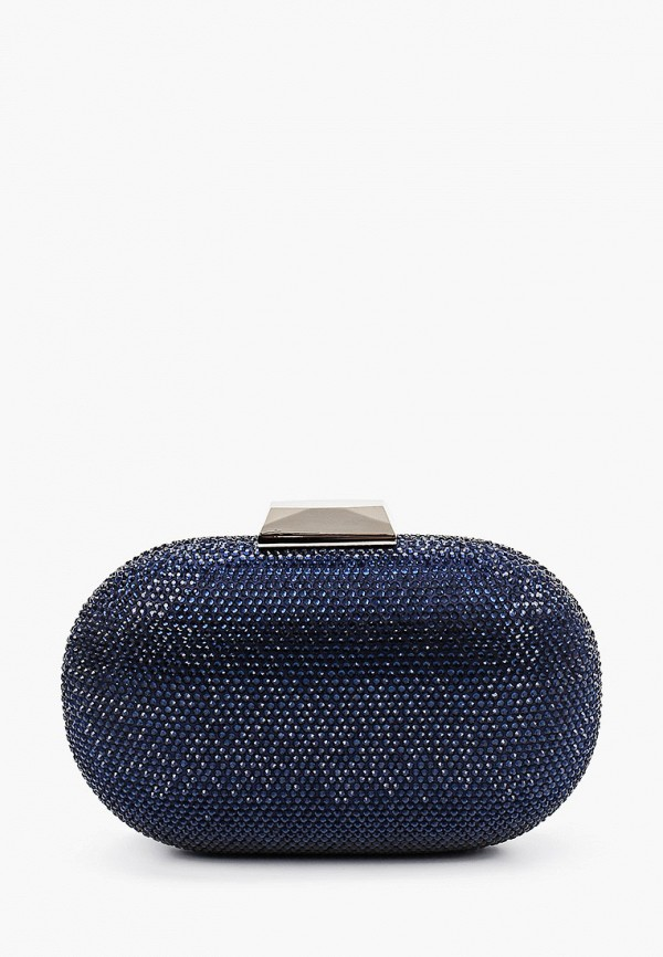 женский клатч vitacci, синий