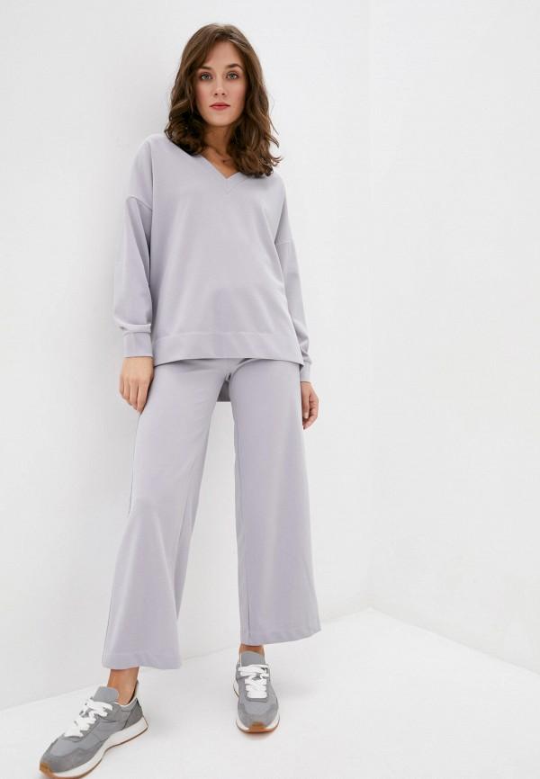 женский костюм lilove, серый