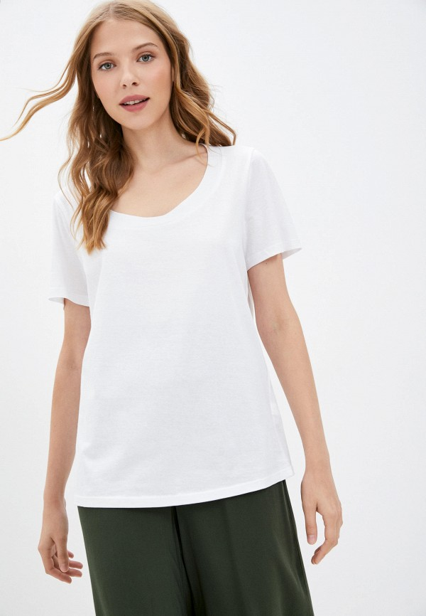 женская футболка tezenis, белая