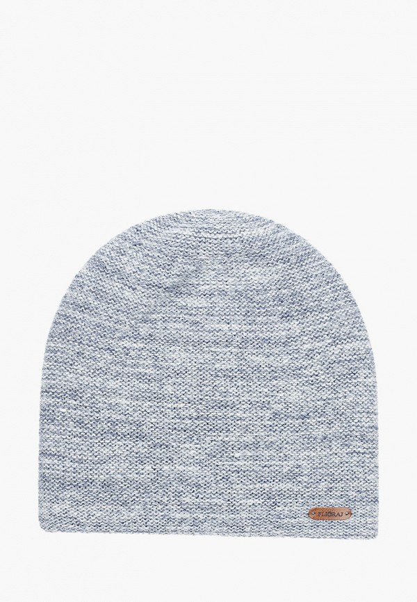 женская шапка flioraj, голубая