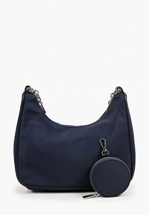 женский кошелёк с ручками mascotte, синий