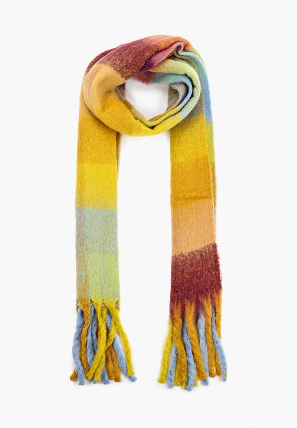 женский шарф mascotte, разноцветный