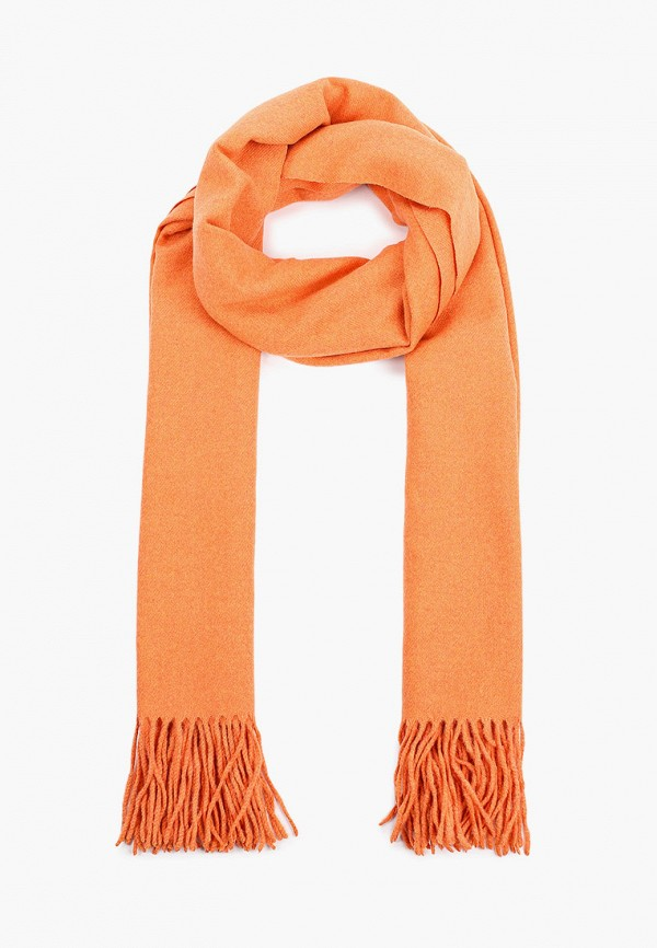 женский палантин mascotte, оранжевый
