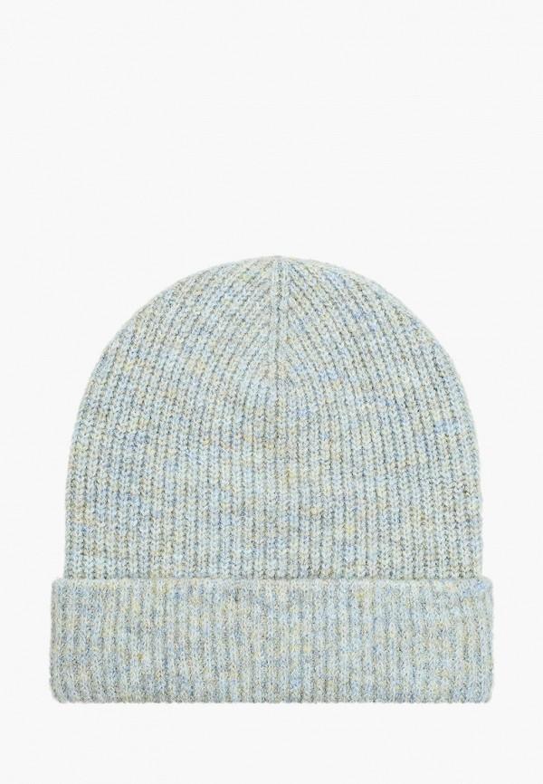 женская шапка o'stin, бирюзовая