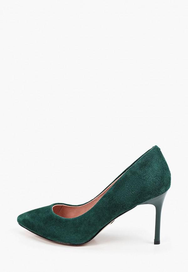 женские туфли-лодочки ivolga, зеленые