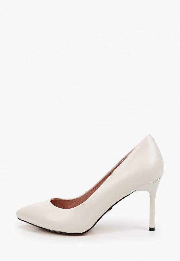 женские туфли-лодочки ivolga, белые
