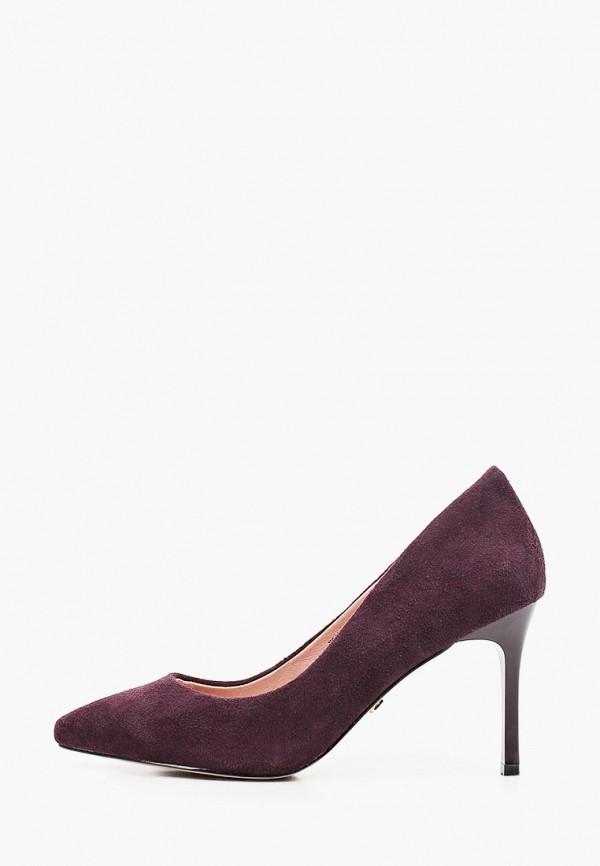 женские туфли-лодочки ivolga, фиолетовые