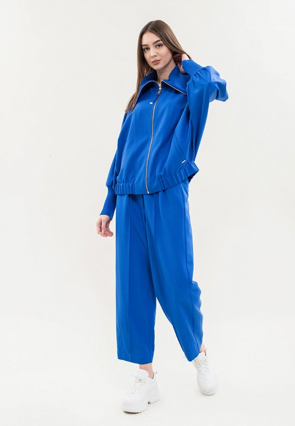 женский костюм maxa, синий