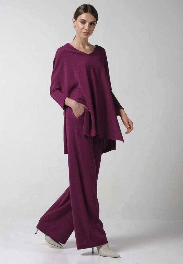 женский костюм viamaro, фиолетовый