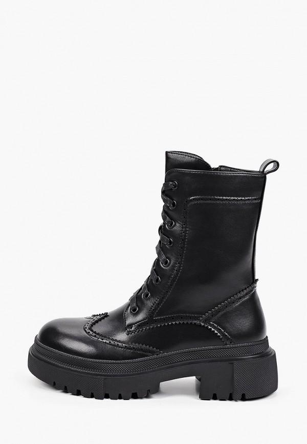 женские высокие ботинки vivian royal, черные