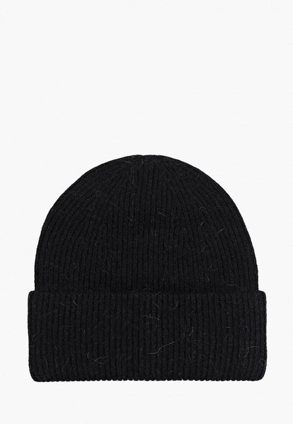 женская шапка ruxara, черная