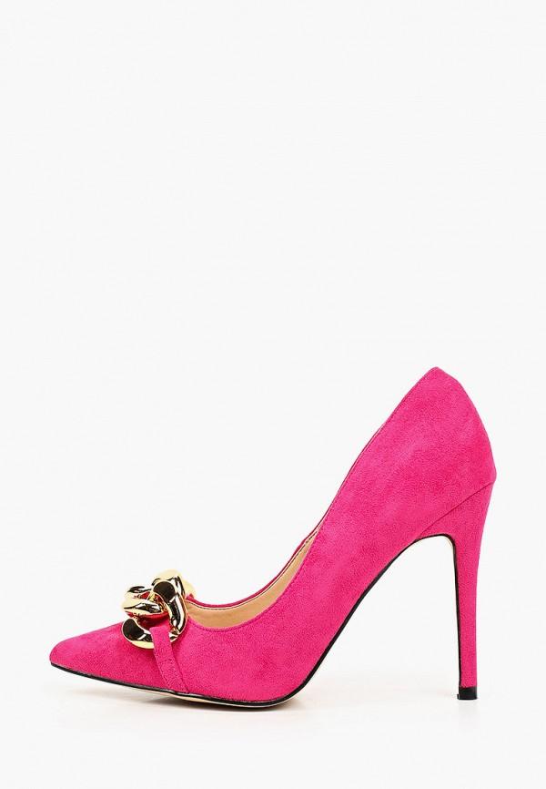 женские туфли-лодочки vivian royal, розовые