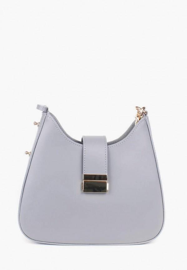 женская сумка bella bertucci, голубая