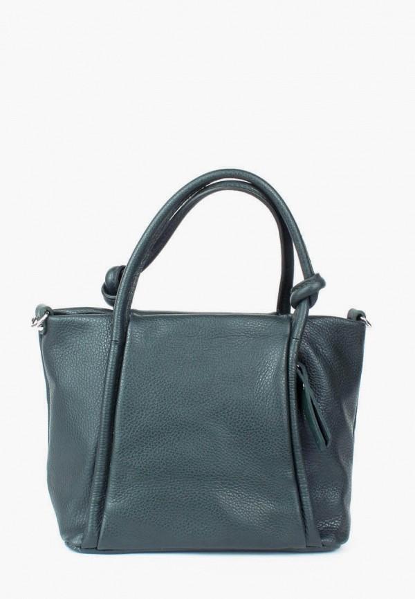 женская сумка bella bertucci, бирюзовая