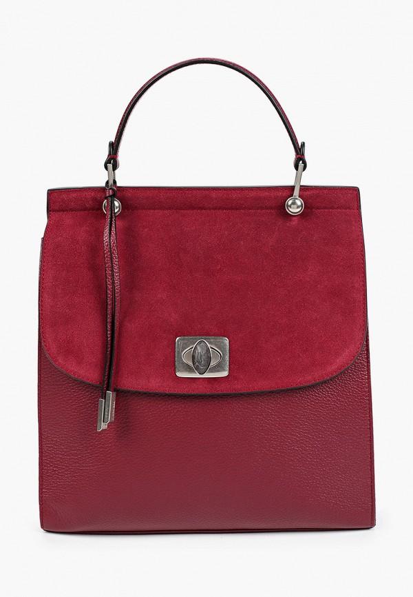 женский рюкзак eleganzza, бордовый