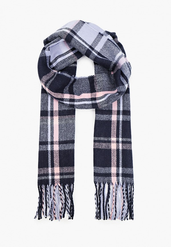 женский шарф zolla, синий