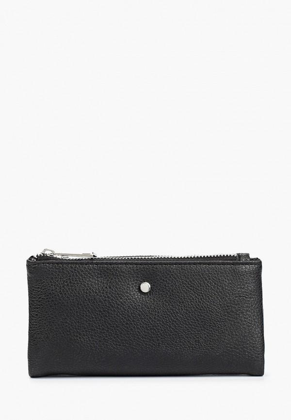 женский кошелёк zolla, черный