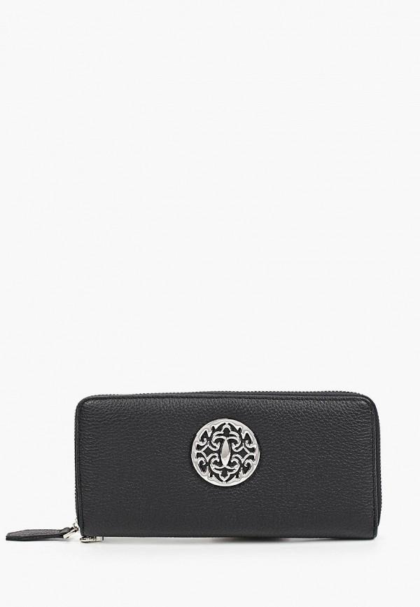 женский кошелёк mascotte, черный