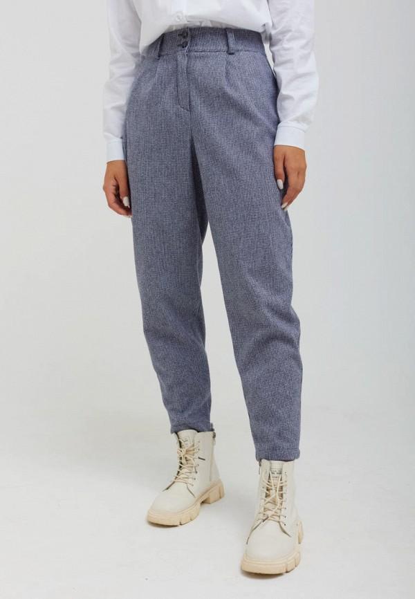 женские повседневные брюки seventeen, синие