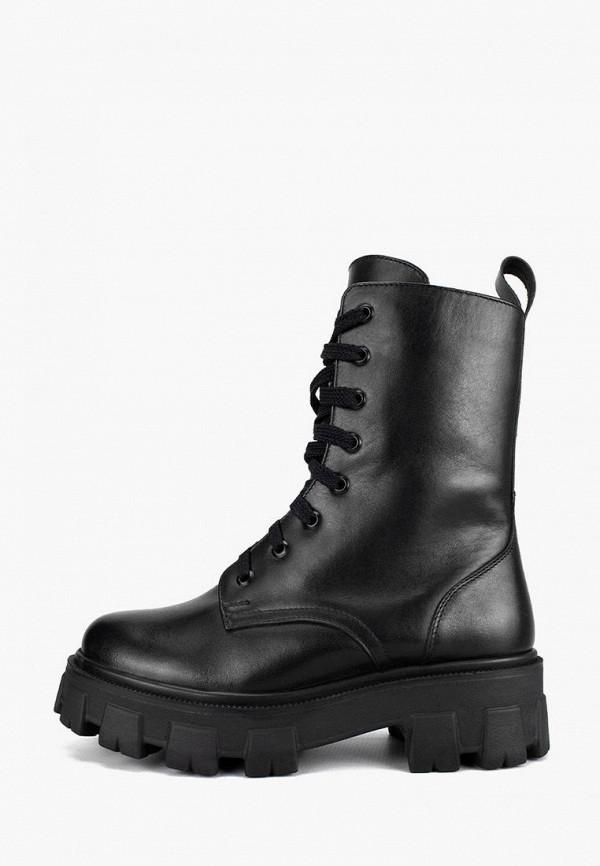женские ботинки cliford, черные