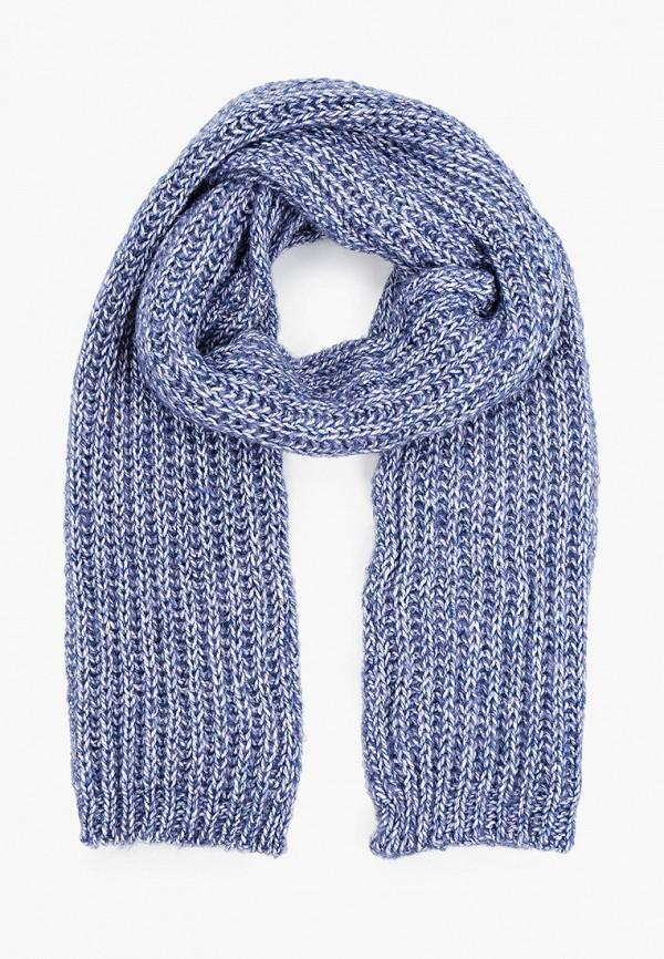 женский шарф baon, синий