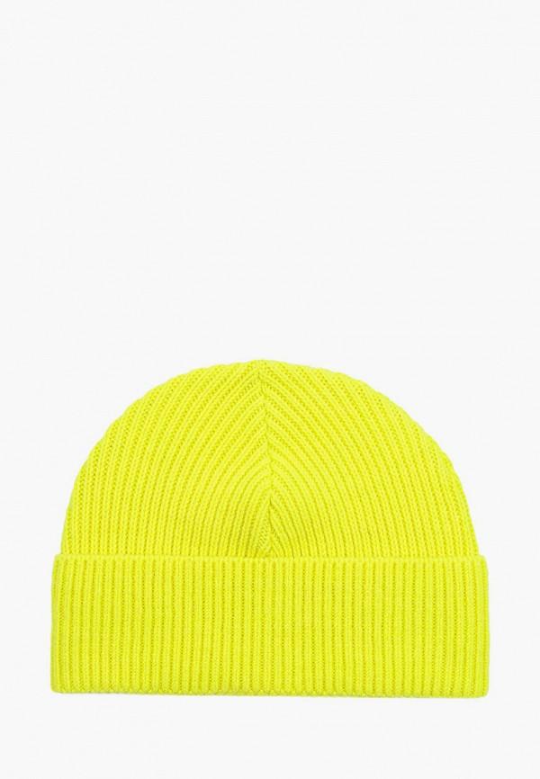 женская шапка top top, зеленая