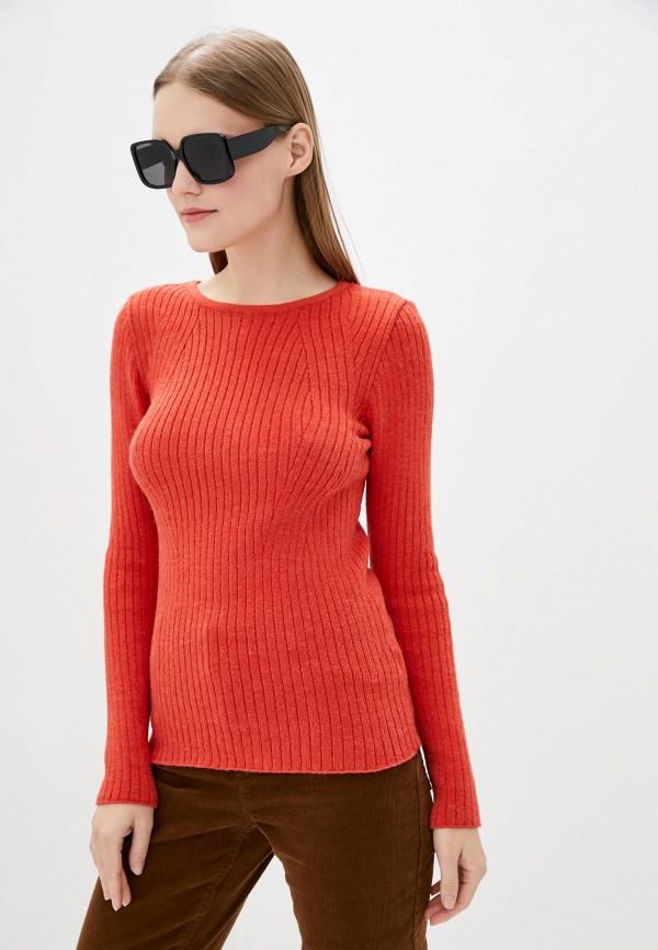 женский джемпер sewel, красный