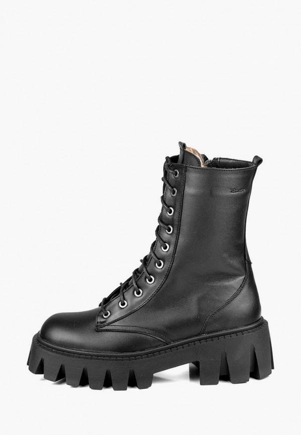 женские ботинки pandora, черные