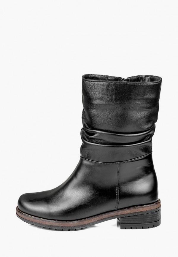 женские ботинки mistral, черные
