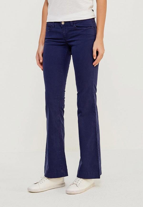 женские джинсы клеш colin's, синие