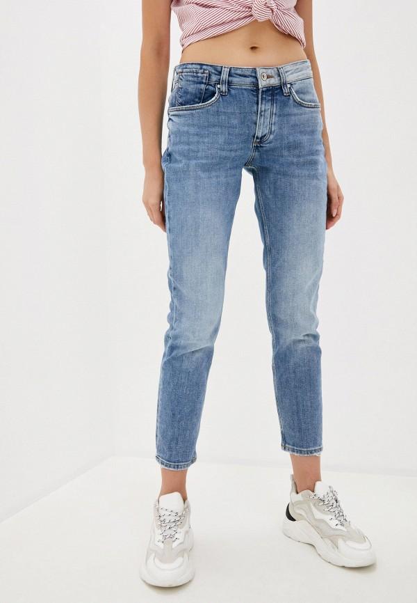 женские джинсы colin's, голубые