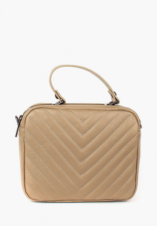 женская сумка bella bertucci, бежевая