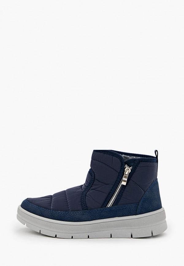 женские ботинки kredo, синие