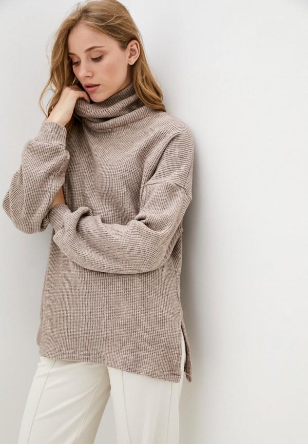 женский свитер zubrytskaya, бежевый