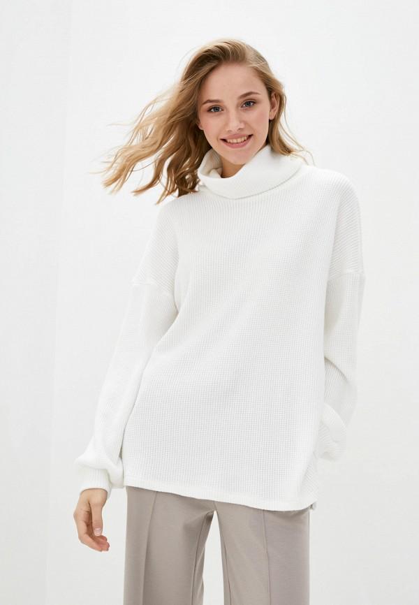 женский свитер zubrytskaya, белый