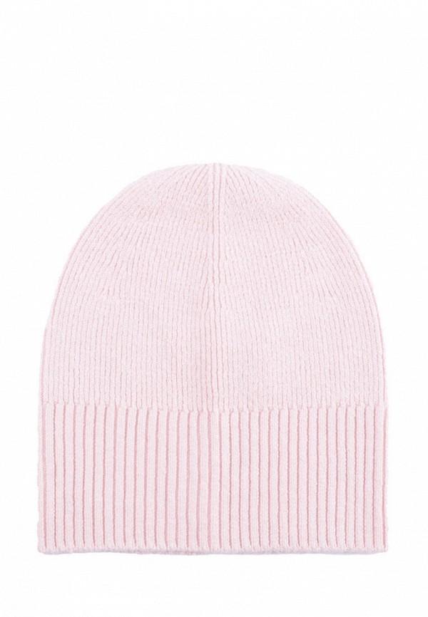 женская шапка silvio merlini, розовая
