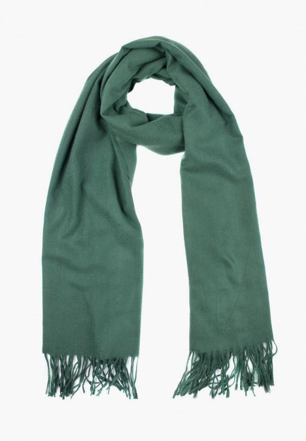 женский палантин silvio merlini, зеленый