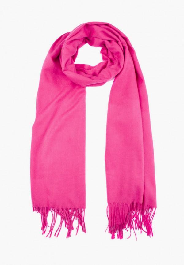 женский палантин silvio merlini, розовый