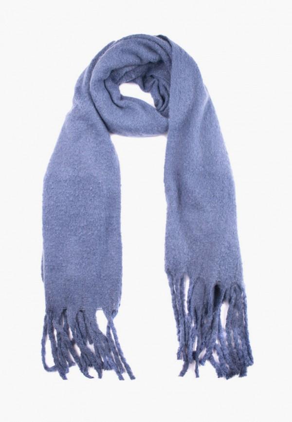 женский шарф silvio merlini, синий