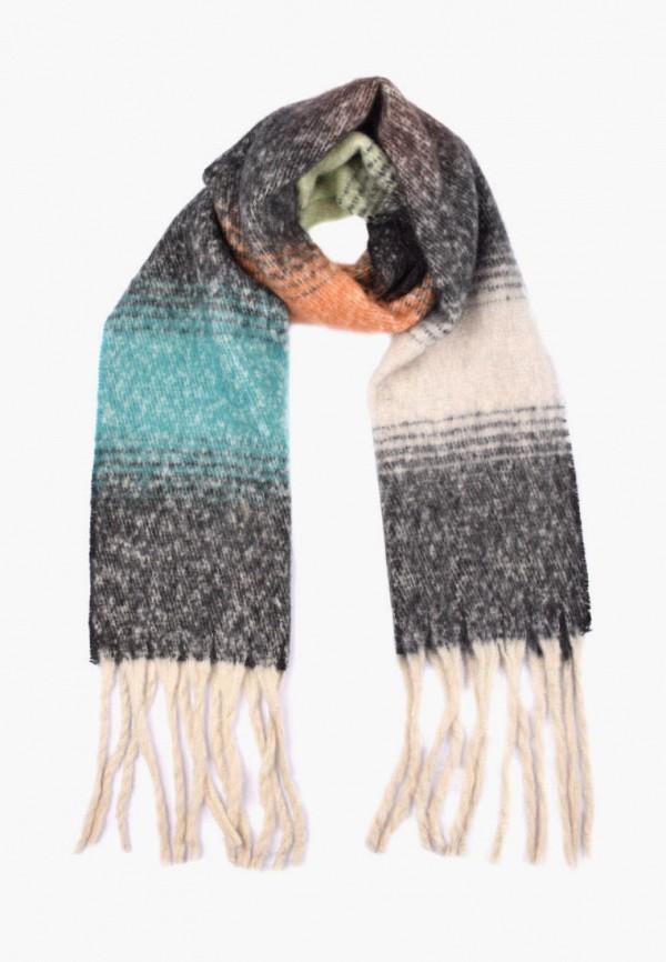 женский шарф silvio merlini, разноцветный