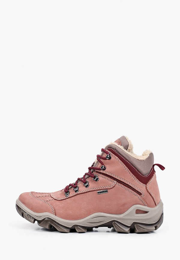 женские высокие кроссовки imac, розовые